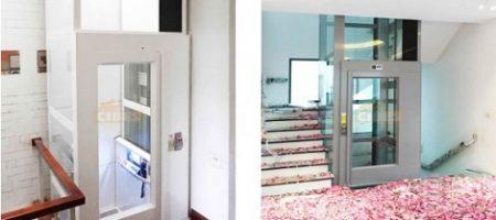 Lift Kecil untuk Rumah