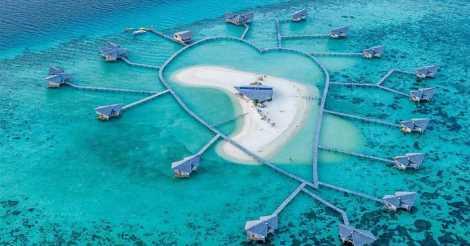 Pulo Cinta - Tempat Wisata Hemat untuk Bulan Madu