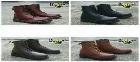 Sepatu Boots Dr. Martens 8 Hole