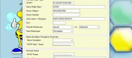 Aplikasi E-SPT Memudahkan Pembuatan SPT