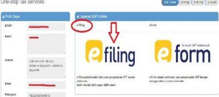 Cara Mudah Membuat Laporan Pajak Online melalui e-SPT